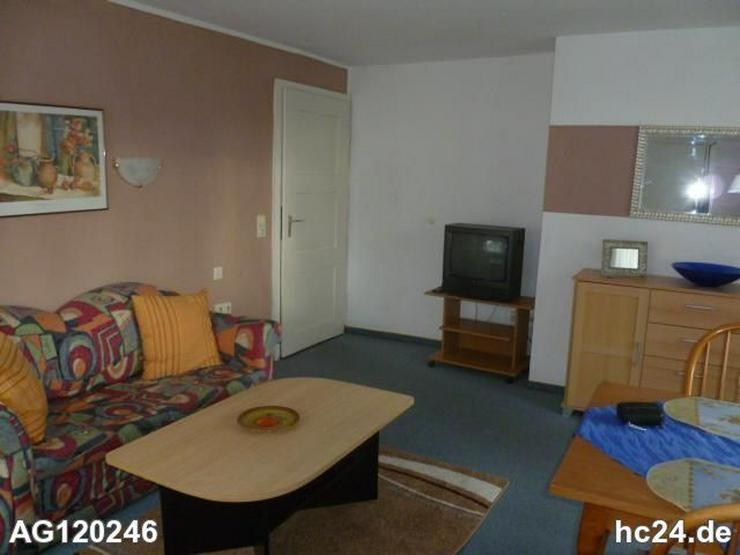 2 Zimmer-Apartment in Bad Bellingen mit 2 Balkonen, möbliert - Bild 1