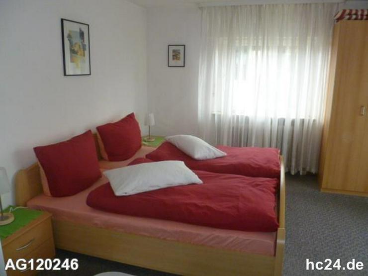 Bild 2: 2 Zimmer-Apartment in Bad Bellingen mit 2 Balkonen, möbliert