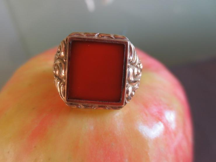 ein Ring für temperamentvollen Mann - Ringe - Bild 1
