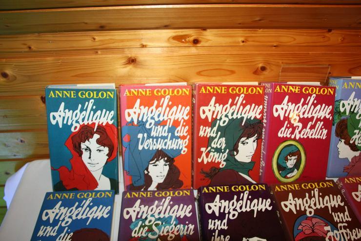 Bild 2: Angelique - Bücher  , kompl. Serie ( 11 Stück )