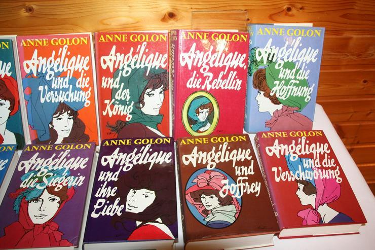 Bild 3: Angelique - Bücher  , kompl. Serie ( 11 Stück )