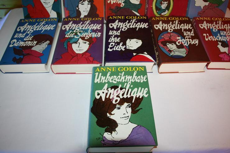Bild 5: Angelique - Bücher  , kompl. Serie ( 11 Stück )