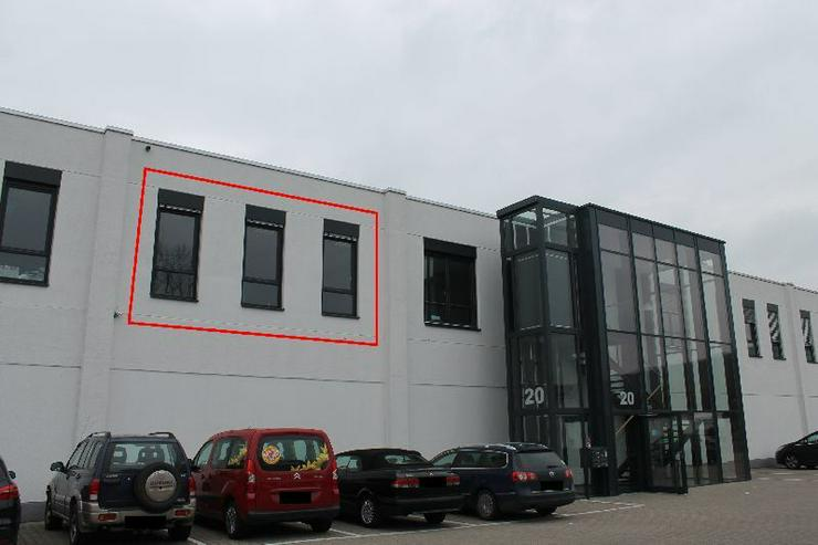 Moderne Ausstattung, energieeffizient! 500 Meter bis zur B42 / Bonn - Gewerbeimmobilie mieten - Bild 1
