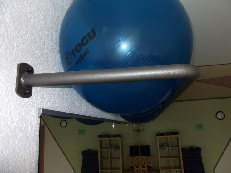 Bild 2: Ballhalter für Pezzibälle