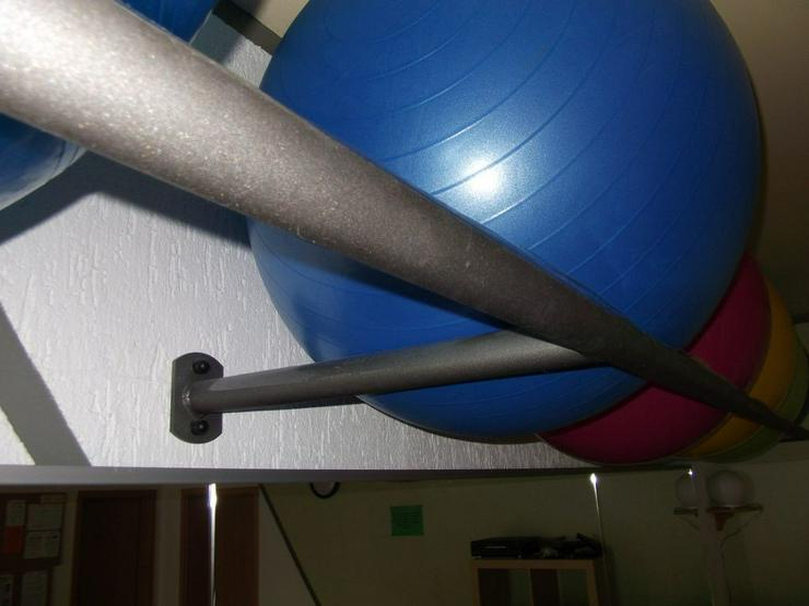 Bild 4: Ballhalter für Pezzibälle