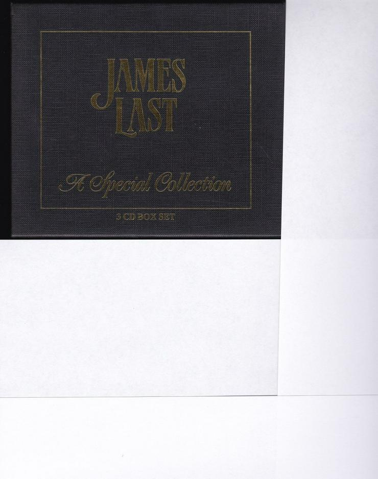 James Last - 3 CD Box:    A Special Collection