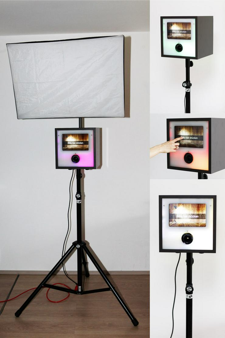 Fotobox zu vermieten für Hochzeiten, Parties