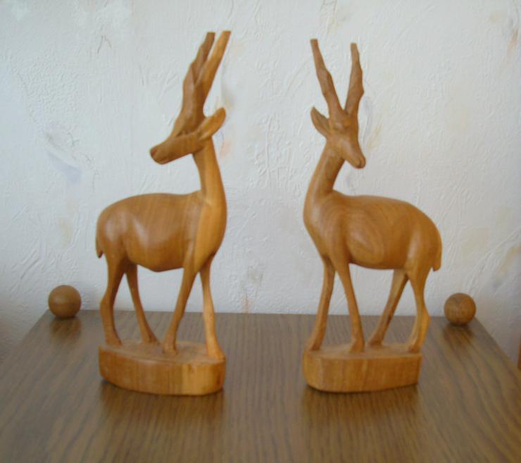 2 Gazellen - Figuren & Objekte - Bild 1