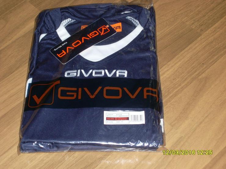 Bild 3: NEU:Trikotset  Shirt + Short,von GIVOVA  Gr. XL