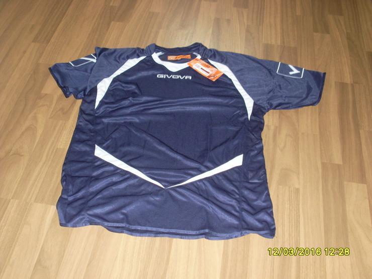 Bild 4: NEU:Trikotset  Shirt + Short,von GIVOVA  Gr. XL