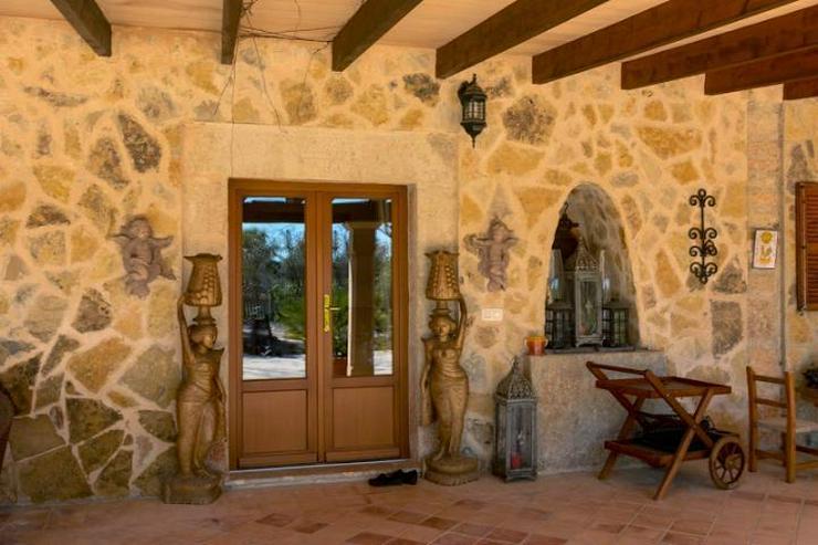 Bild 6: Wunderschöne Finca Agroturismo im Weinbau-Gebiet von Mallorca