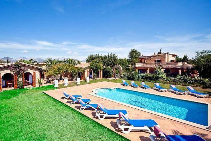 Wunderschöne Finca Agroturismo im Weinbau-Gebiet von Mallorca - Gewerbeimmobilie kaufen - Bild 1