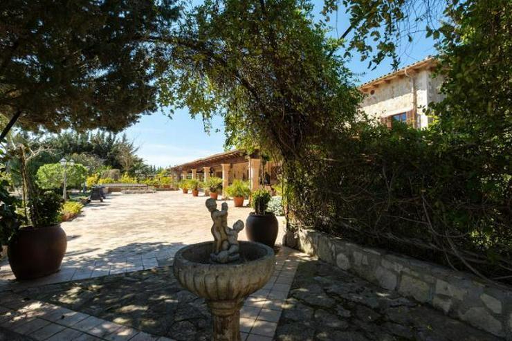 Bild 5: Wunderschöne Finca Agroturismo im Weinbau-Gebiet von Mallorca