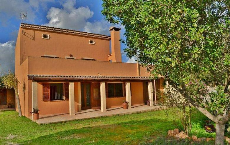 Bild 3: Gepflegte Finca in Llucmajor mit separatem Gästehaus