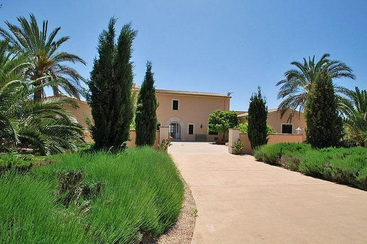 Mallorca - Zauberhaftes, Neubau-Anwesen mit phantastischem Weitblick - Haus kaufen - Bild 1