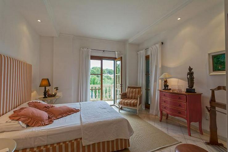 Bild 4: Mallorca, Qualitativ hochwertige Luxus-Villa mit Fern-Meerblick
