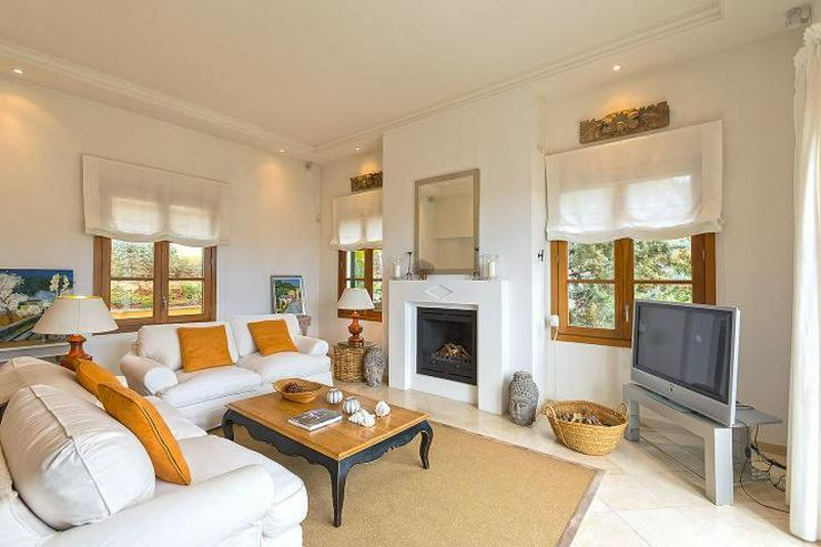 Bild 5: Mallorca, Qualitativ hochwertige Luxus-Villa mit Fern-Meerblick