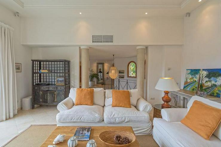 Bild 2: Mallorca, Qualitativ hochwertige Luxus-Villa mit Fern-Meerblick