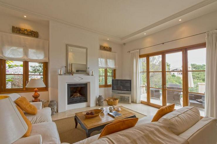 Bild 6: Mallorca, Qualitativ hochwertige Luxus-Villa mit Fern-Meerblick