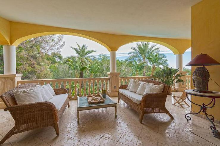 Bild 3: Mallorca, Qualitativ hochwertige Luxus-Villa mit Fern-Meerblick