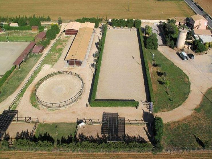 Pferde-Ranch der Oberklasse unweit von Palma Stadt