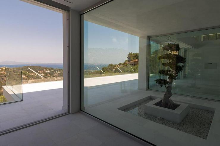Bild 5: Mallorca, Costa den Blanes, Neubau Luxus-Villa für höchste Ansprüche mit Panorama-Meerb...