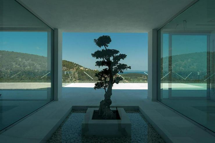 Bild 6: Mallorca, Costa den Blanes, Neubau Luxus-Villa für höchste Ansprüche mit Panorama-Meerb...