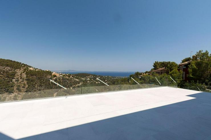Bild 4: Mallorca, Costa den Blanes, Neubau Luxus-Villa für höchste Ansprüche mit Panorama-Meerb...
