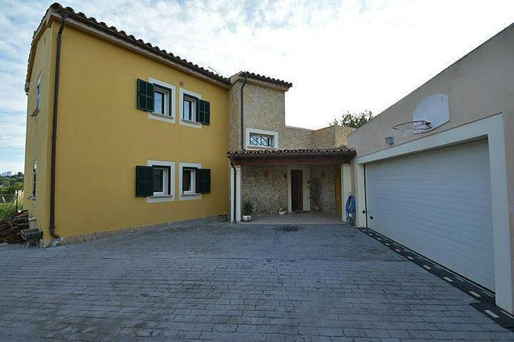 Bild 4: Mallorca, Charmante Villa in bester Bauqualität mit Pool und Weitblick