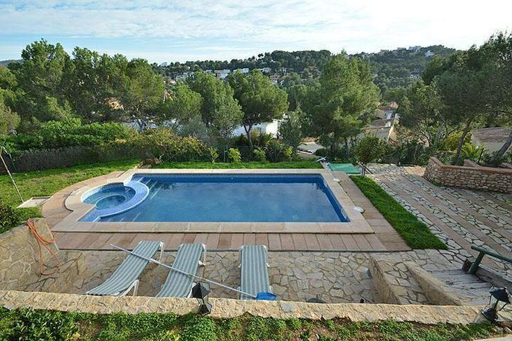 Bild 5: Mallorca, Charmante Villa in bester Bauqualität mit Pool und Weitblick