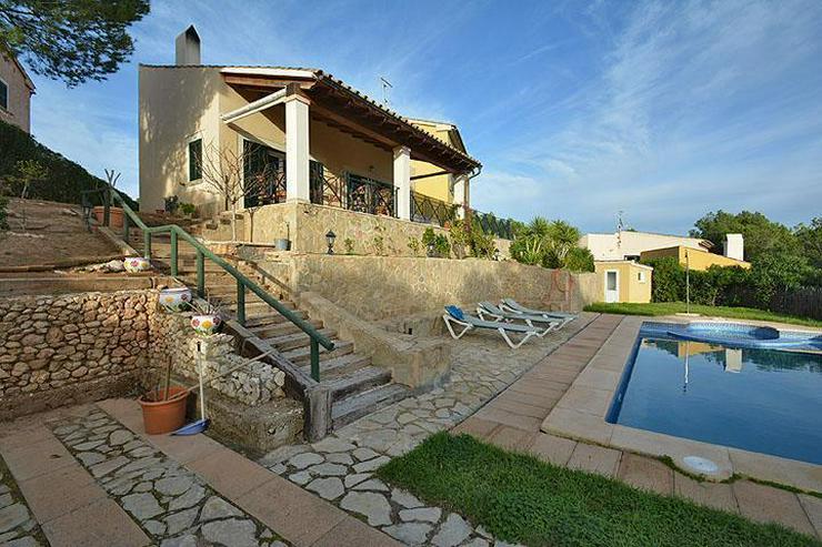 Bild 2: Mallorca, Charmante Villa in bester Bauqualität mit Pool und Weitblick