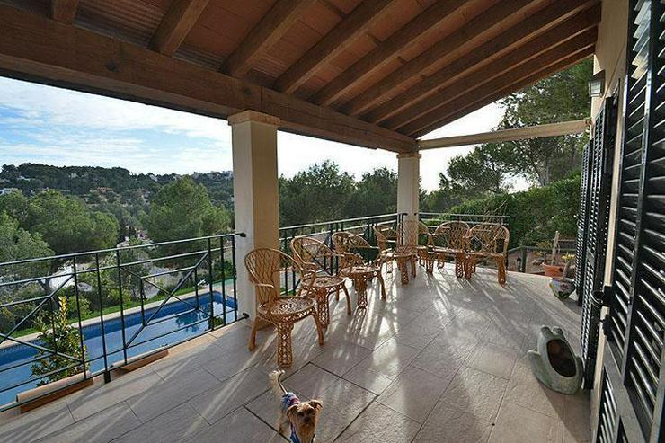 Bild 3: Mallorca, Charmante Villa in bester Bauqualität mit Pool und Weitblick
