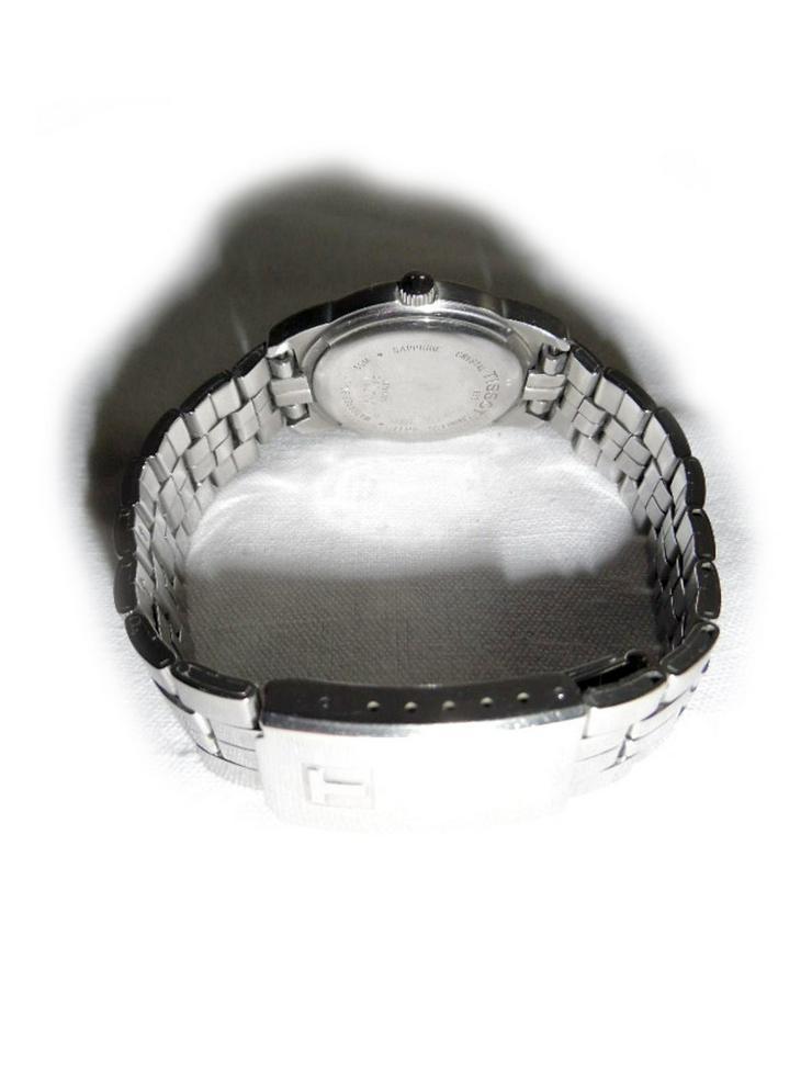 Bild 2: Elegante Armbanduhr von Tissot
