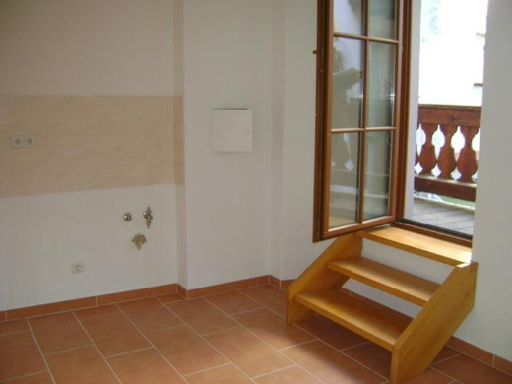 Bild 4: Singlewohnung mit Einbauküche und Balkon!