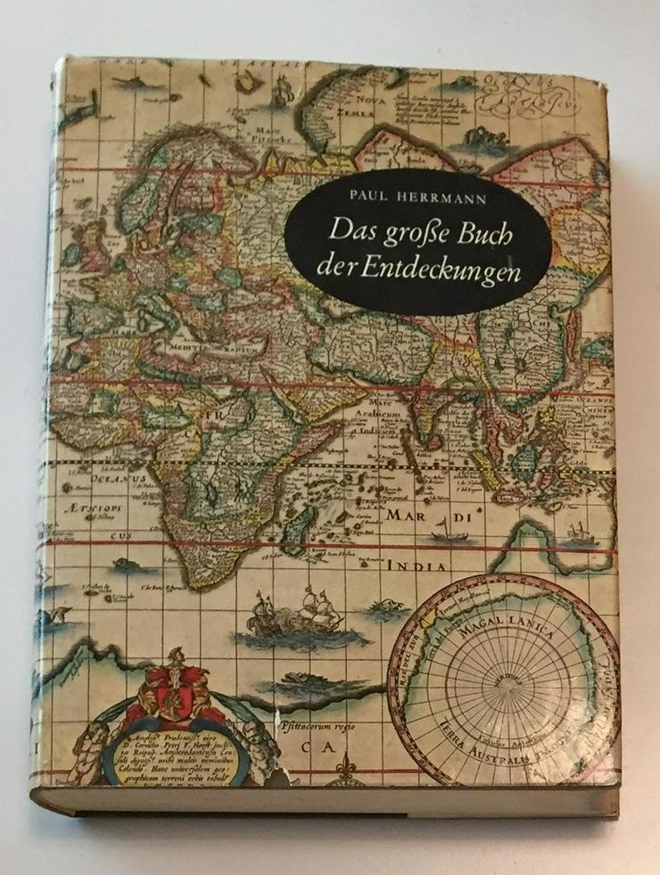 Das große Buch der Entdeckungen.