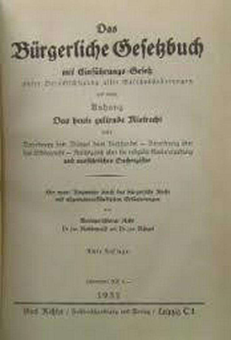 Das Bürgerliche Gesetzbuch 3. Auflage