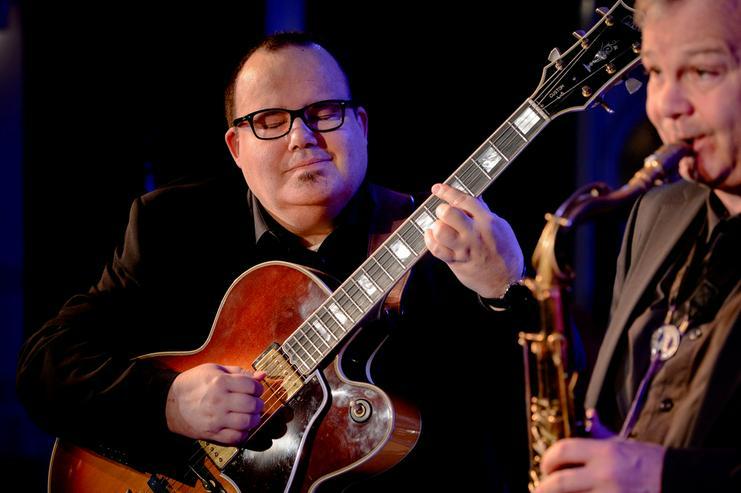 Bild 2: JazzDuo Saxophon & Gitarre Jazz Swing Bossa