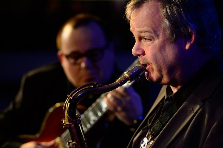 JazzDuo Saxophon & Gitarre Jazz Swing Bossa