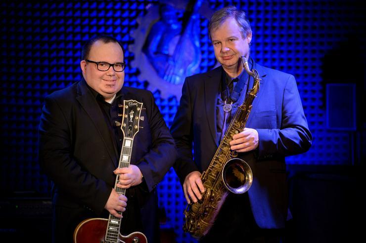 Bild 4: JazzDuo Saxophon & Gitarre Jazz Swing Bossa