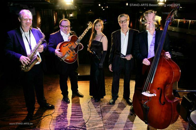 Jazzband STAND-ARTS mehr als Jazz & Swing