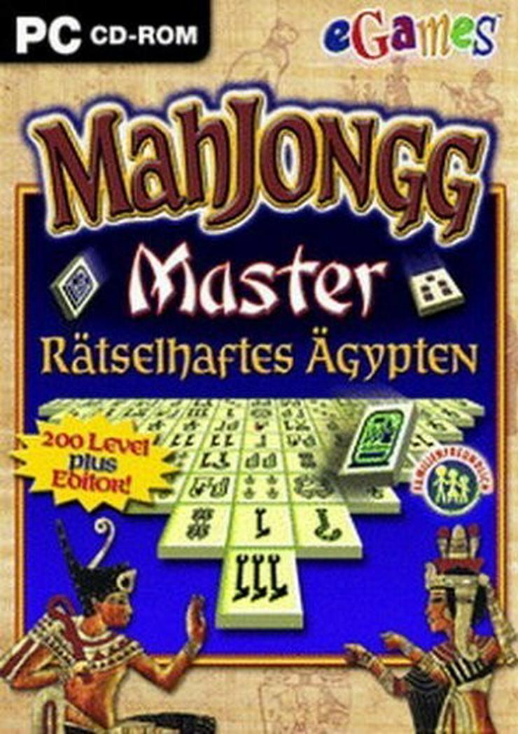 MahJongg Master: Rätselhaftes Ägypten ? Spiel