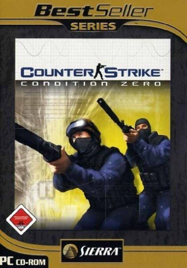 Counter-Strike Condition Zero PC CD-ROM