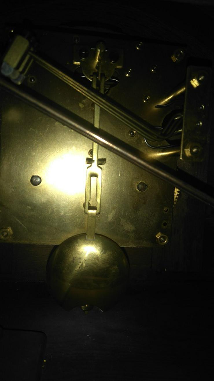 Bild 3: büfett kaminuhr