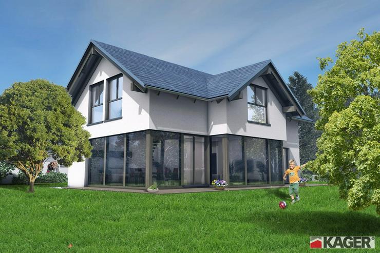 Fertighaus Traumhaus in Glas als Ausbauhaus in Hachenburg auf ...