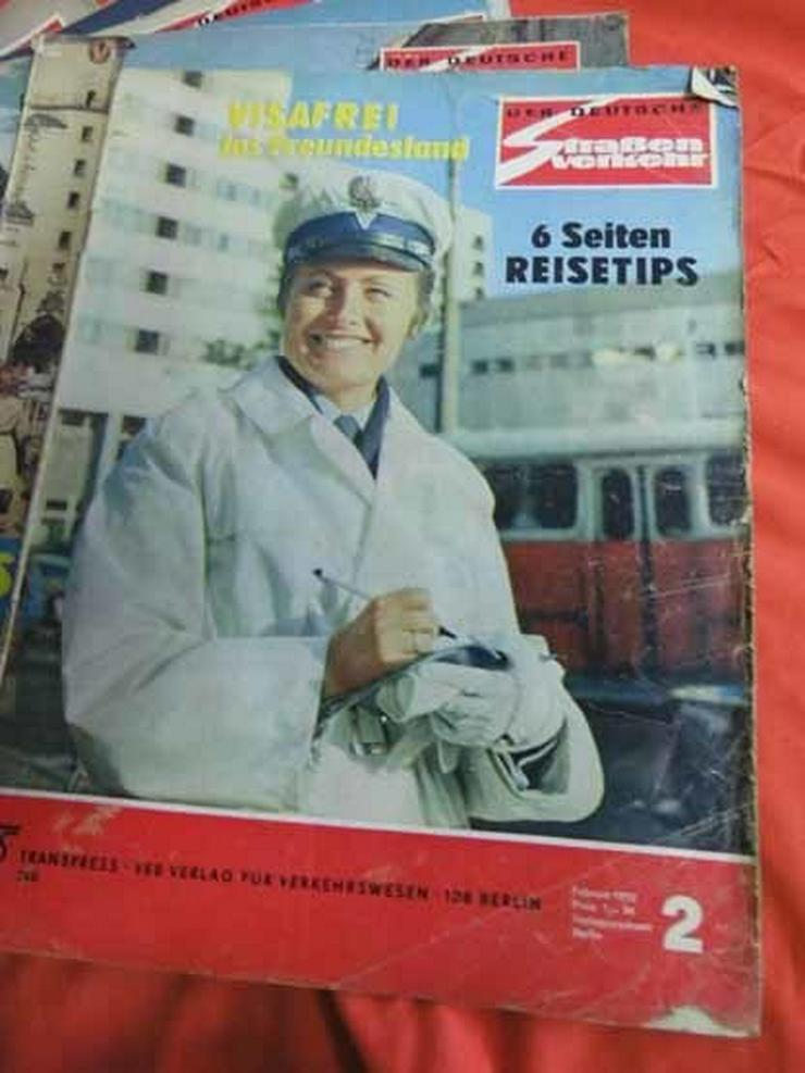 Bild 3: 11 Autozeitschriften Der Deutsche Straßenverke