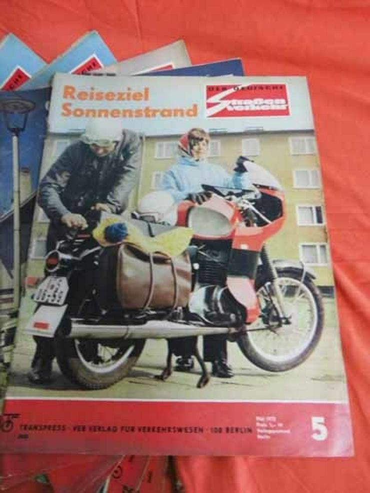 Bild 6: 11 Autozeitschriften Der Deutsche Straßenverke