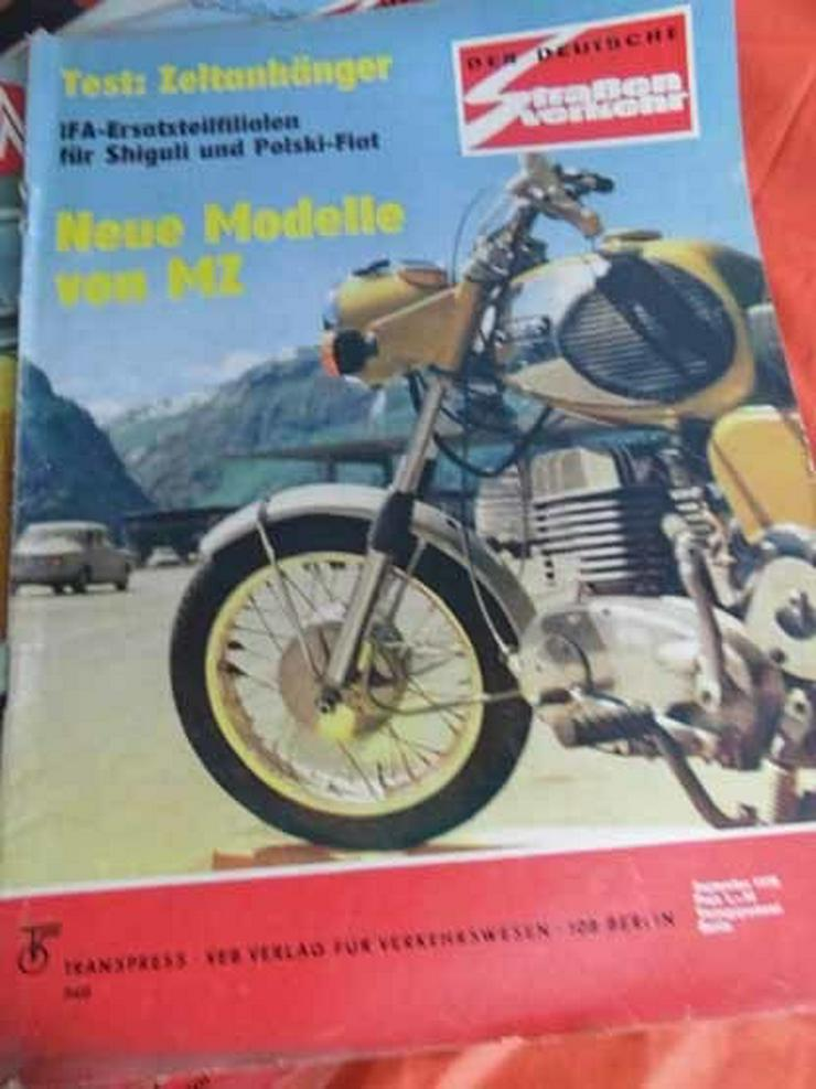 Bild 9: 11 Autozeitschriften Der Deutsche Straßenverke