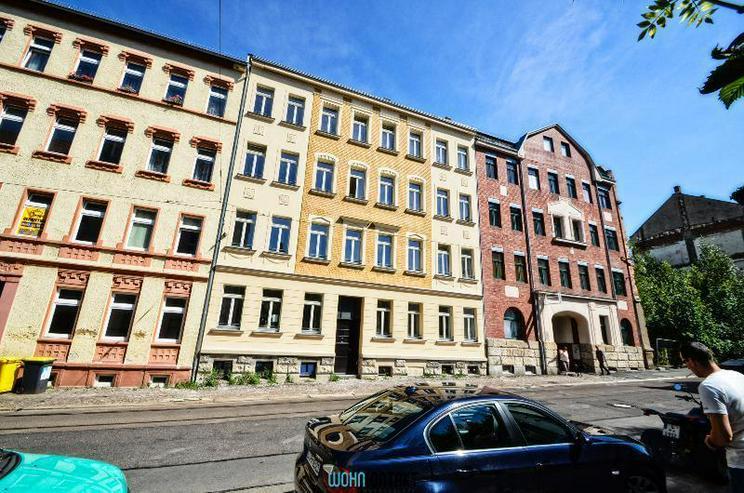 ** Sonnige 3 Zimmer-Balkonwohnung im beliebten Stötteritz ** - Wohnung mieten - Bild 1