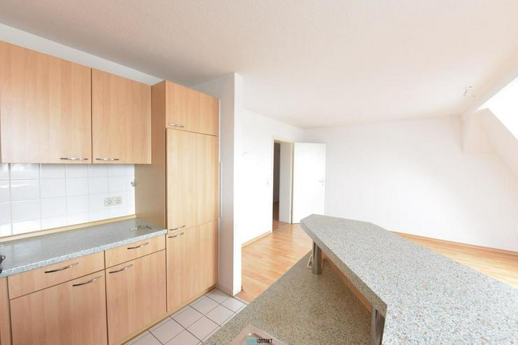 Bild 9: ** Dachgeschoss in Lindenau: schöne Wohnung mit Laminat, EBK und Badewanne **