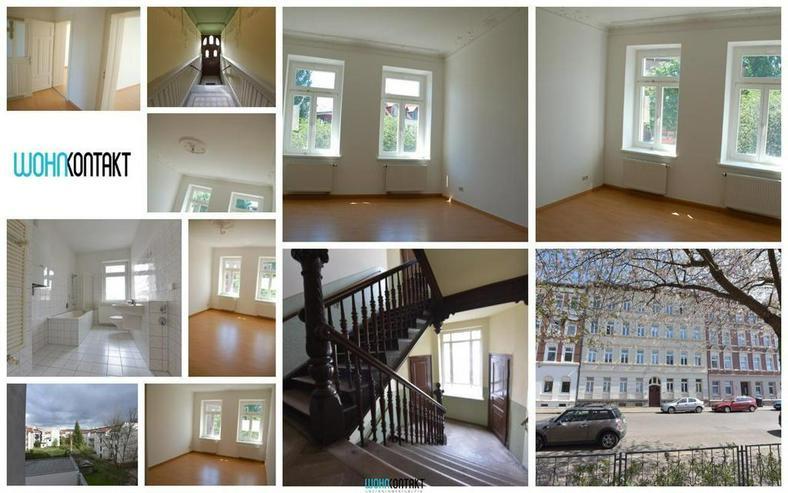 Bild 3: * Den Park direkt vor der Haustür: 3-Zimmerwohnung in ansprechender und ruhiger Lage *